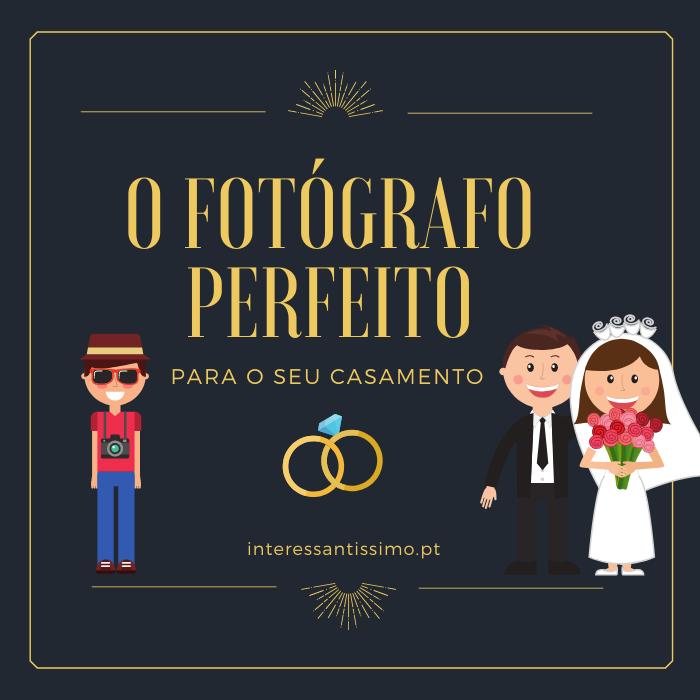Como Encontrar o Fotógrafo(s) Perfeito Para o Seu Casamento!