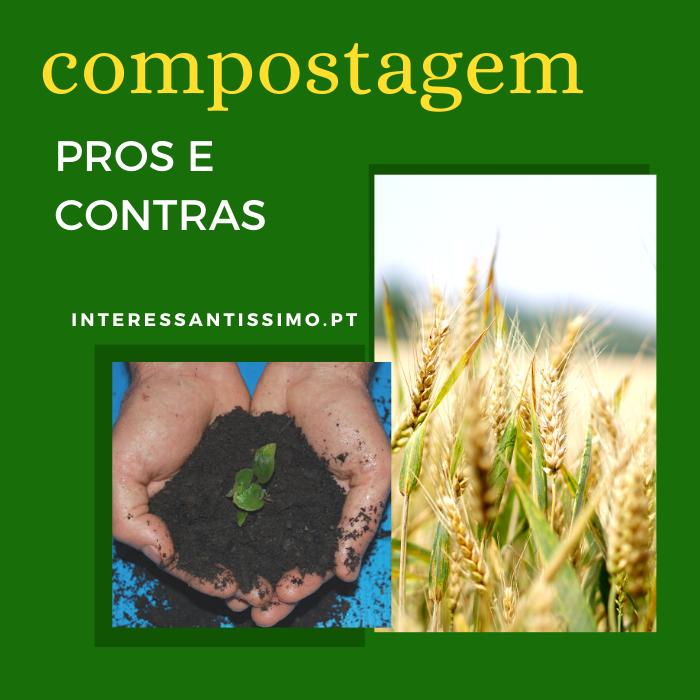 vantagens e desvantagens da compostagem
