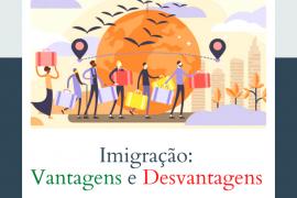 as vantagens e desvantagens da imigracão