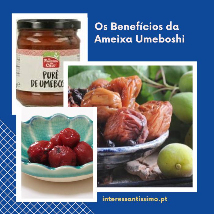Umeboshi: Os Benefícios Da Ameixa Salgada