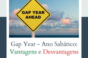as vantagens e desvantagens de fazer um ano sabático