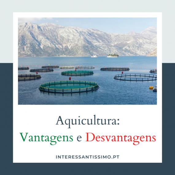 pros e contras da aquacultura