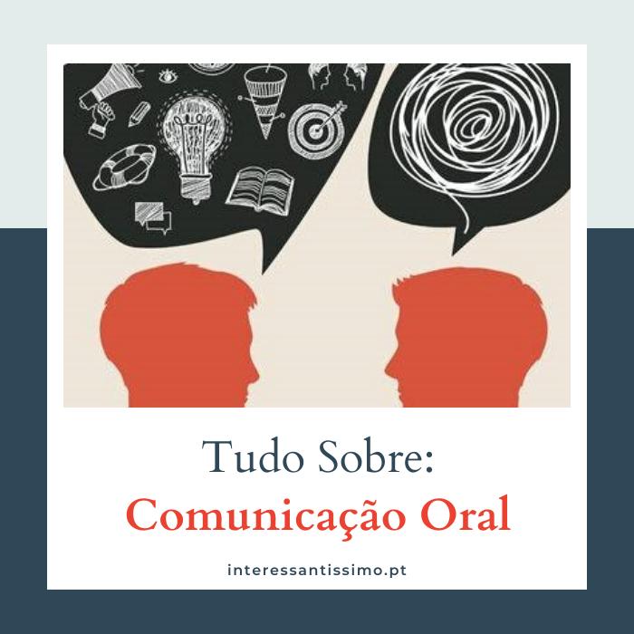 aprenda tudo sobre comunicação oral