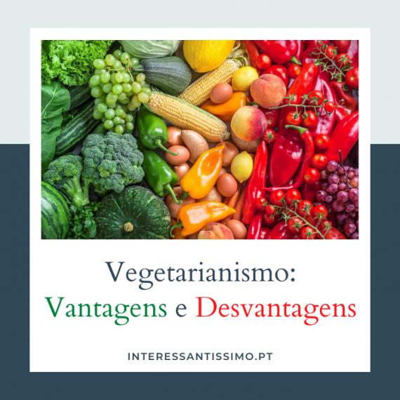 os prós e contras do vegetarianismo