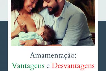aleitamento materno vantagens e desvantagens