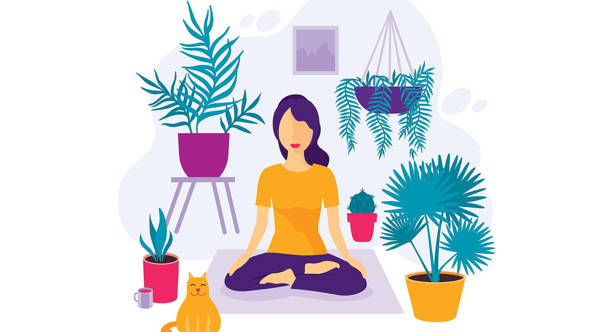 meditação para atelofobia