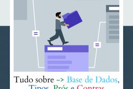 Bases de Dados, tipos e pros e contras