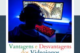 Vantagens e desvantagens dos videojogos